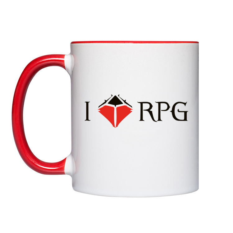 I LOVE RPG - romantic devil
